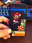 Марио вышитый крестиком